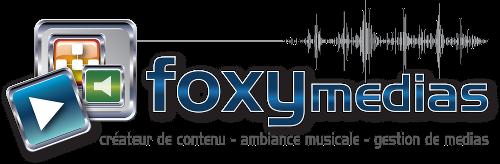Foxy Médias Logo
